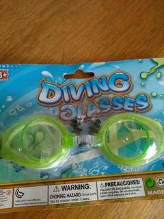 Diving Glasses