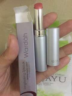 Longlasting lipstick wardah