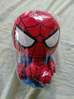 Spiderman蜘蛛俠大公仔