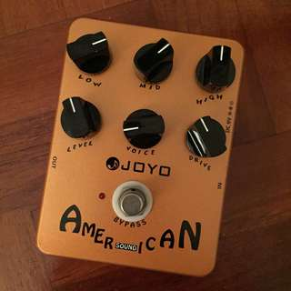Joyo American Sound (Analog) - Fender '57 Deluxe Tube Amp Emulator
