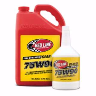 Red Line Gear/ Transmission Oil 75W90