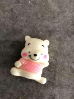 1pc Winnie the Pooh Design( Nail Art)