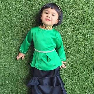 Baju Raya Kids