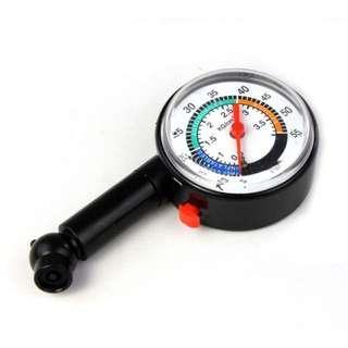 Tyre Pressure Gauge.