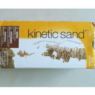 Kinetic Sand authentic original