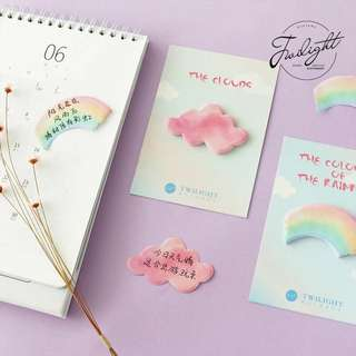 Rainbow🌈 and Pinky Cloud (buy 2 only for RM5) grab it now🌈⭐️✨