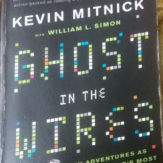 Kevin Mitnick Ghost In The Wires