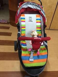 Light weight Baby Pram