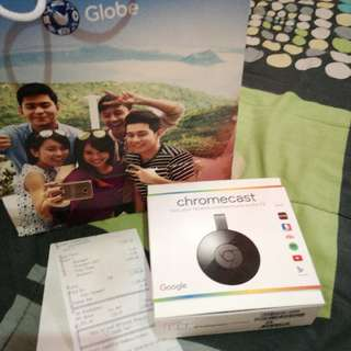 Brand New Sealed Google ChromeCast 2