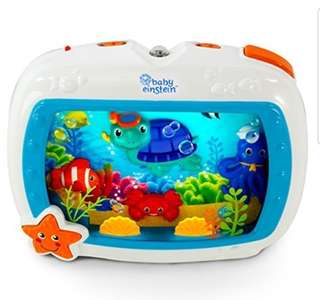 [Instock] Baby Einstein Sea Dreams Soother