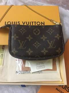 Lv Mini Pochette Boutique Quality
