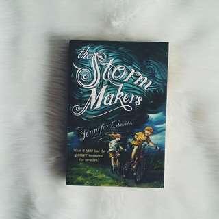 Jennifer E. Smith's The Storm Makers