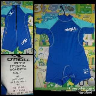O'Neill rash guard swimwear