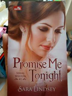 "HISTORICAL ROMANCE ""Promise Me Tonight"""