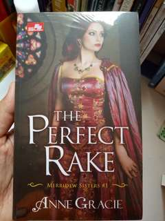 "HISTORICAL ROMANCE ""The Perfect Rake"""