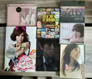 Cpop CDs Clearance