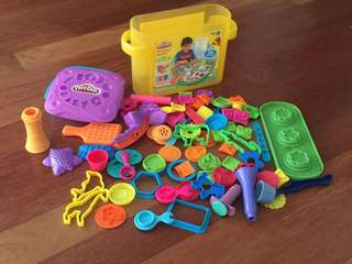 Play doh Mould Bundle & play doh book