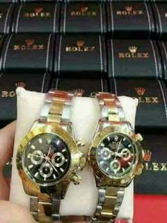 Rolex Couple Watches(HQ)