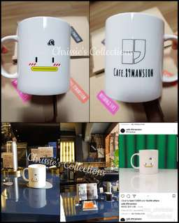 Lee Jong Suk's Cafe logo mug for sale kdrama..