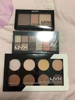 NYX make up set