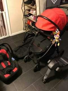 recaro Stroller
