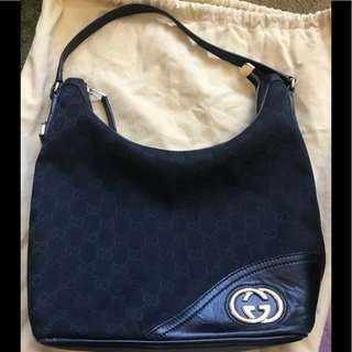 💯 auth GUCCI purse with gg metal design SALE!!!