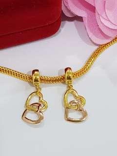 Couple love dangle 916g