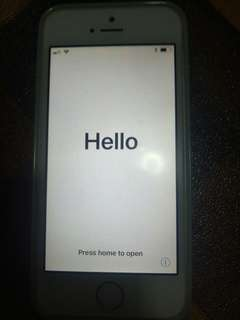 iphone5s(icloud issue)