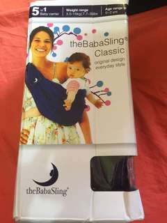 baby sling carrier