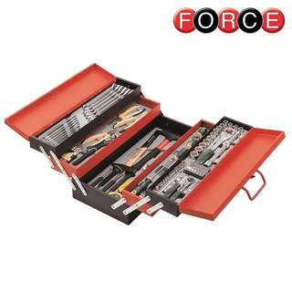 Tool box 101pc ( 50235-101 ) - FORCE Brand + Free Delivery
