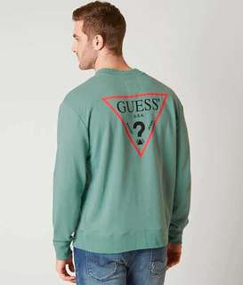 GUESS - original crew sweatshirt