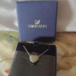 Swarovski Necklace Authentic (NETT)