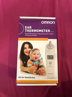 Omron Baby Ear Thermometer