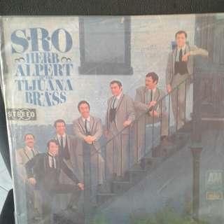 Vinyl S,R,O HERB ALPERT& TIJUANA BRASS