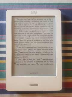 Kobo ereader ebook book better than Kindle
