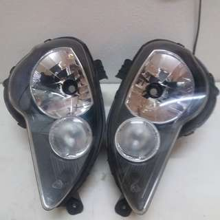 Proton persona headlamp original (used part)