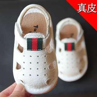 🎀🎀真皮軟底涼鞋🎀🎀(1-3歲)