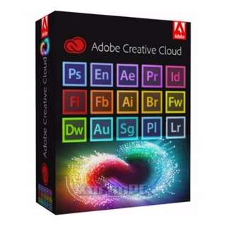 (Discounted) Adobe Creative Cloud 2017 Master Collection #JAN55