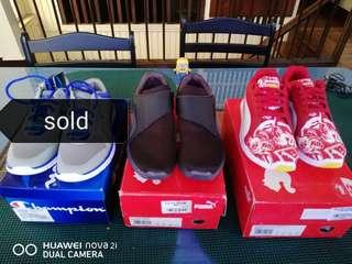Kids shoes puma nike adidas