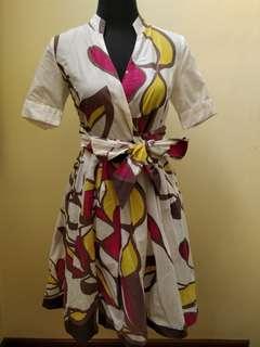 Shapes Colorful Dress
