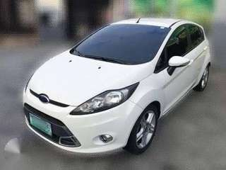 Ford Fiesta 2011 Automatic
