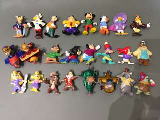 正版米奇家族 Original Disney Family 更正全套共24隻才正確 24pieces $180