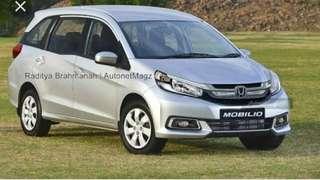 Honda Mobilio DP mulai dari 5 JT dengn mobil geluarga