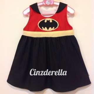 Brand New Justice League Batman Girls Dress