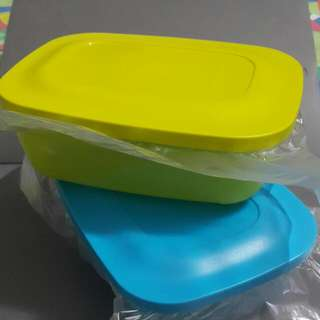 Kotak Makan Tupperware Lollita
