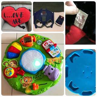 Bundle Sales : Vtech And Lovely Lace Pillow