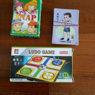 Children's Cards Game