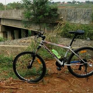 "Sepeda gunung MTB united 26"""