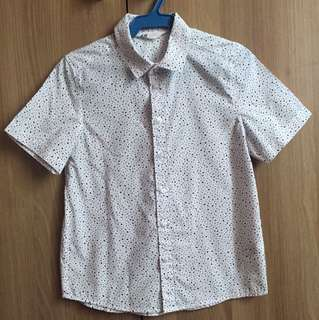 H&M polo for 8 to 9 yrs old good as new
