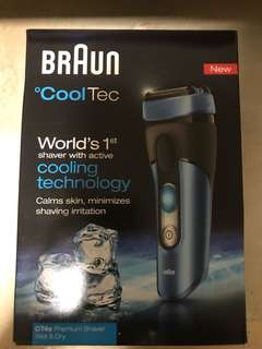 Brand New Braun Electronic Shaver